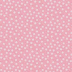 RJ2504-PI1 Everything But The Kitchen Sink XV - Daisys - Pink Fabric