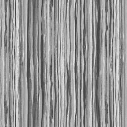 RJ1405-BW5 Fancy Stripes - Black on White Fabric