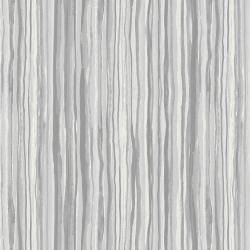 RJ1405-GI6 Fancy Stripes - Gray on Ivory Fabric