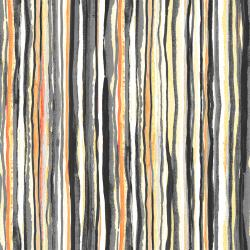 RJ1405-GY3 Fancy Stripes - Gray Fabric