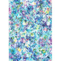 RJ304-SU1D Fiorella - Awakening - Summer Digiprint Fabric
