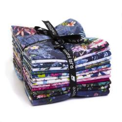 9653-635 Fleur Couture Fat Quarters - Bundle