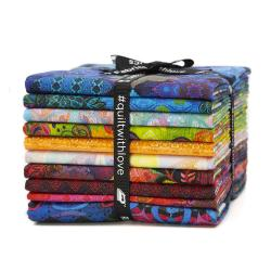 RJ1100P-FQB Flourish Digiprint Fat Quarter - Bundle