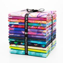 RJ1500P-FQB Geometry Digiprint Fat Quarter - Bundle