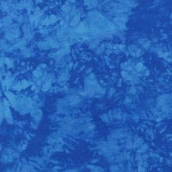 4758-007 Handspray Royal Fabric