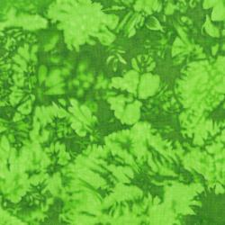 4758-126 Handspray Clover Fabric