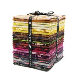 RJ1000P-FQB Nature Walk Batik Fat Quarter - Bundle