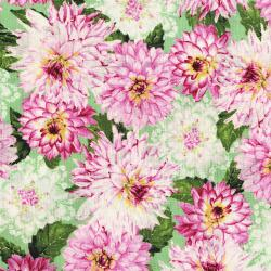 3259-002 Newport Place - Clearview - Mint Fabric