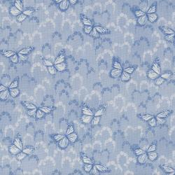 3263-002 Newport Place - Skycrest - Blue Sky Fabric