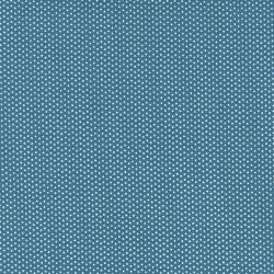 4928-001 Pin Dots - Geometrics - Dark Blue Fabric
