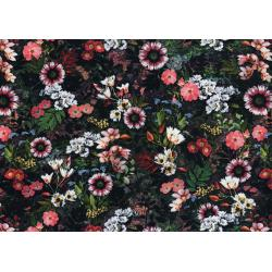 3271-001 Reverie - Floral Fantasy - Multi Digiprint Fabric