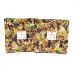RJ700P-10X10 Shades of Autumn Metallic 10X10 Pack
