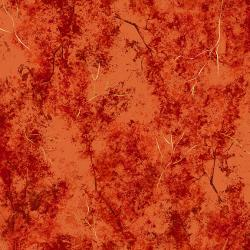 RJ704-CI1M Shades of Autumn - Fall Colors - Cinnamon Metallic Fabric