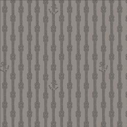 RJ2304-GR3 Smooth Seas - Anchor - Grey Fabric
