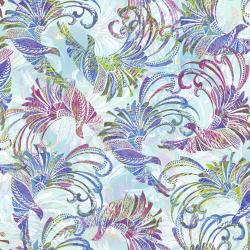 3610-001 Starlight & Splendor - Promenade - Opaline Digiprint Fabric