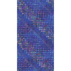 3612-001 Starlight & Splendor - Sparkle Spot - Sapphire Digiprint Fabric