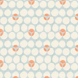 RJ3404-BB4 Wide Open Spaces - Just Around the Riverbend - Baby Blue Fabric
