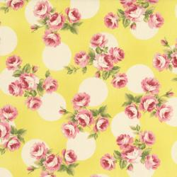 2242-002 Bon Bon Bebe - Yellow Fabric