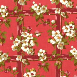 2801-004 Garden Gate - Solid - Coral Bells Fabric