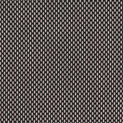 0082-024 Home Essentials - Oval - Black/Lavender Fabric