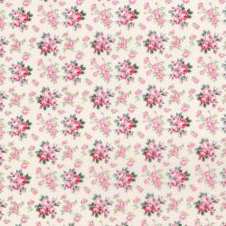 2935-001 Mon Cheri - Rose Bouquet - Greek Villa Fabric