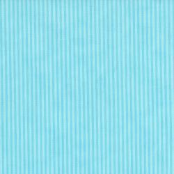 2739-003 Christmas Wishes - Canday Bag Stripe - Morning Sky Fabric