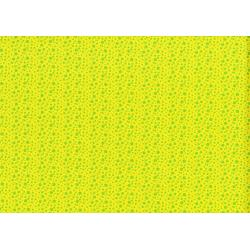 3034-003 Monster Trucks - Skin Dotties - Sallow Yellow Fabric