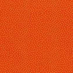 3336-003 Pow Wow Wow! - Confetti - Orange Fabric