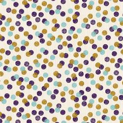 TS104-AL1 Happy Day - Billy Ball - Almond Fabric