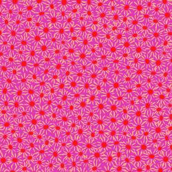 VF306-PI3 Playmaker - Daisies - Pink Fabric