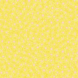 VF306-YE2 Playmaker - Daisies - Yellow Fabric