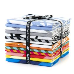 VF200P-FQB Stripes Fat Quarter - Bundle