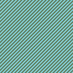 VF202-AQ3 Stripes - Proper Stripe - Aqua Fabric