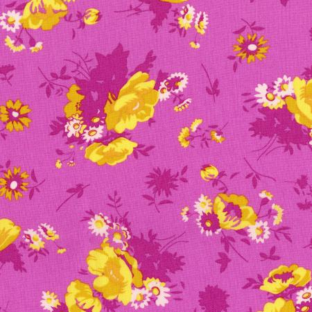 3522-001 Garden Club - Bouquet - Peony Fabric