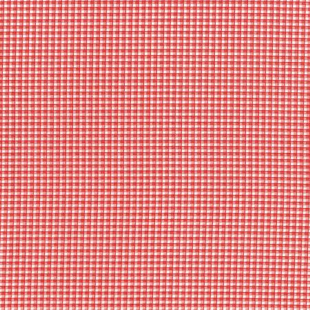 3524-001 Garden Club - Gingham - Coral Fabric