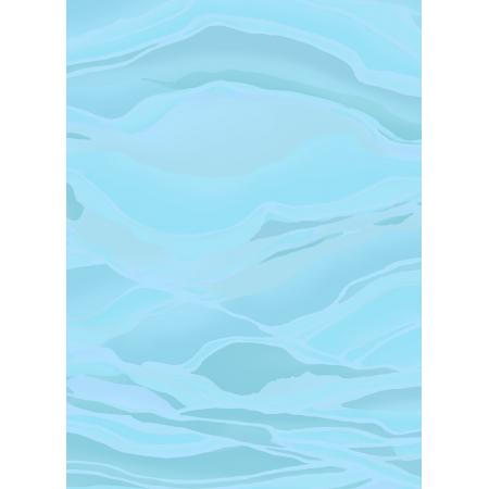 3582-002 Aruba - Wave - Light Teal Fabric
