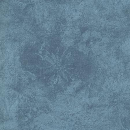 7427-024 Jinny Beyer Palette - Daisey Texture - Wedgewood Fabric