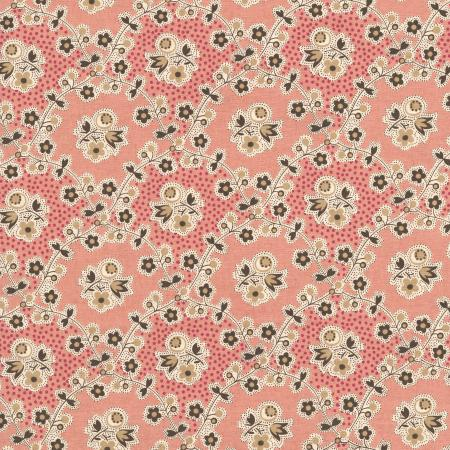 2724-001 Chocolate & Bubble Gum - Taffy - Pink Fabric