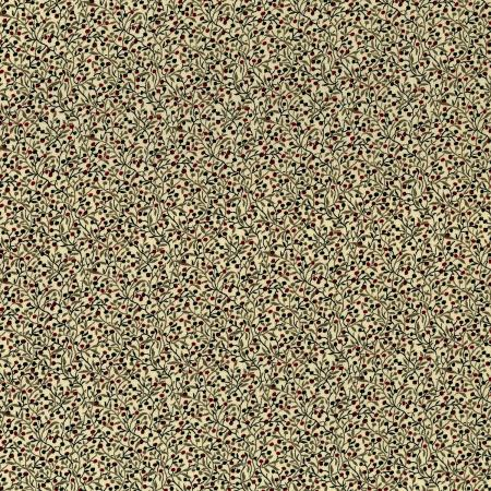 3435-001 Fall\'s Majesty - Brisk - Milkweed Fabric