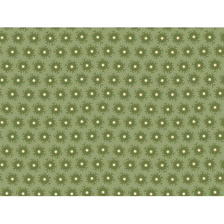 3550-003 Family Roots - Mia - Green Fabric