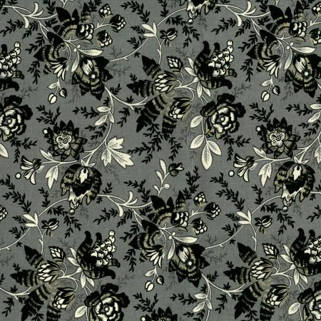 2526-002 Neutral Territory - Anvil - Gray Fabric