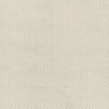 2679-003 My Heart\'s At Home - All Over Hexie - Buttermilk Fabric