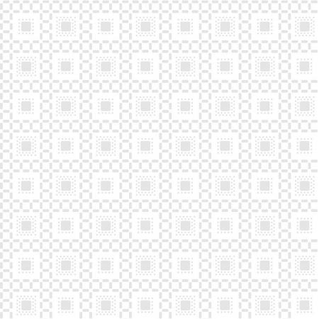 3321-001 Bare Essentials Deluxe - Squares - White Glove Fabric