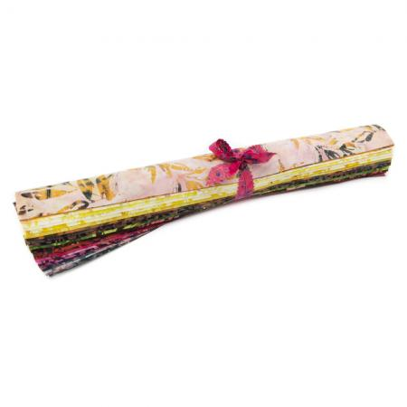 RJ1000P-FQR Nature Walk Batik Fat Quarter - Roll