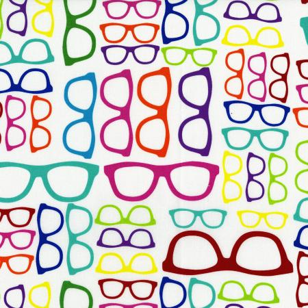 2868-001 Geekery - Spectacles - Albus/Multi Fabric